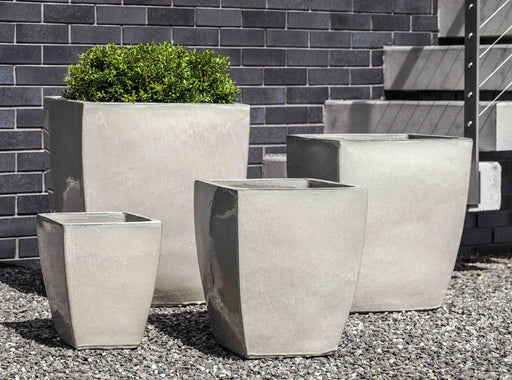 Blake Planter - Set of 4 in Cream