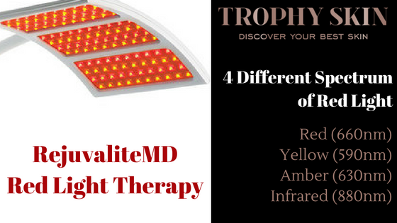 RejuvaliteMD Red Light Anti Aging Therapy