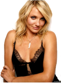 Cameron Diaz suffers from bad skin and uses microdermabrasion to tame it!