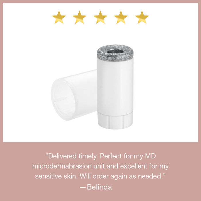 Fine diamond tip for sensitive skin review