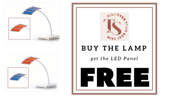 LED Light therapy blowout sale