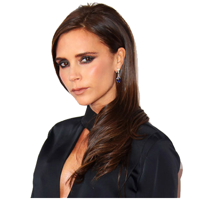Victoria Beckham is using microdermabrasion to improve her skin's texture
