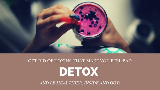 detox your way to beautiful skin