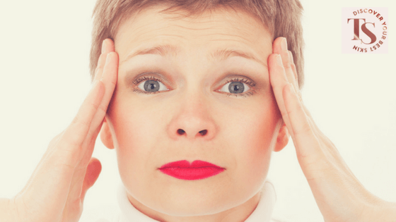 HOW to Get RID of FOREHEAD WRINKLES: Treatment Ages 20-45 — Trophy Skin
