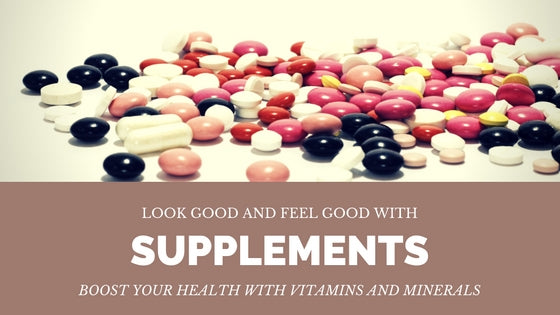 supplements are health boosters
