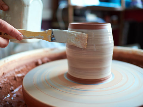 How To Make Pottery Glaze At Home