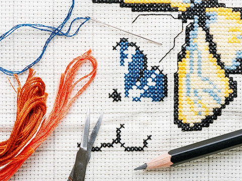 What Beginners Must Understand About Cross-Stitch