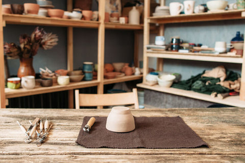 What Do You Need To Make Pottery At Home