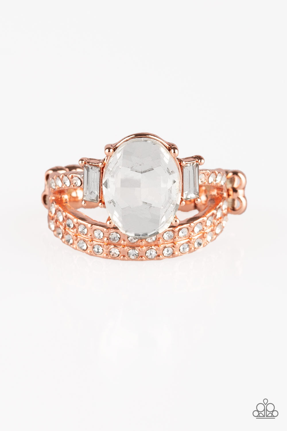 Bling Queen Ring