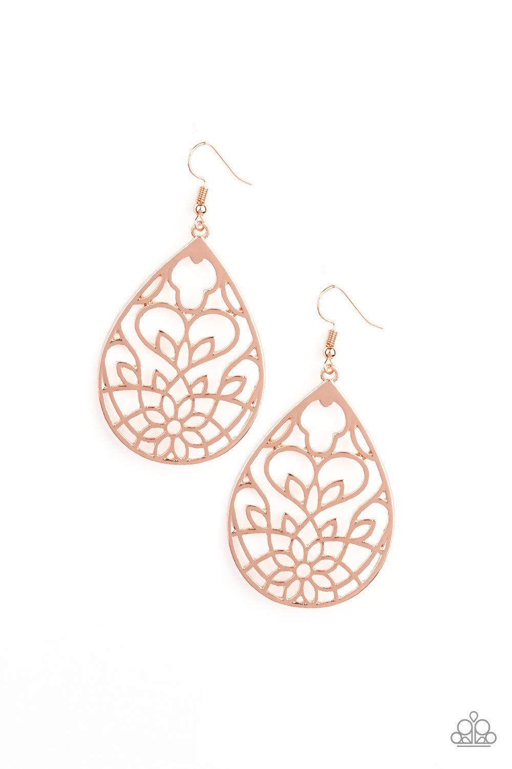 Lovely Lotus Earring