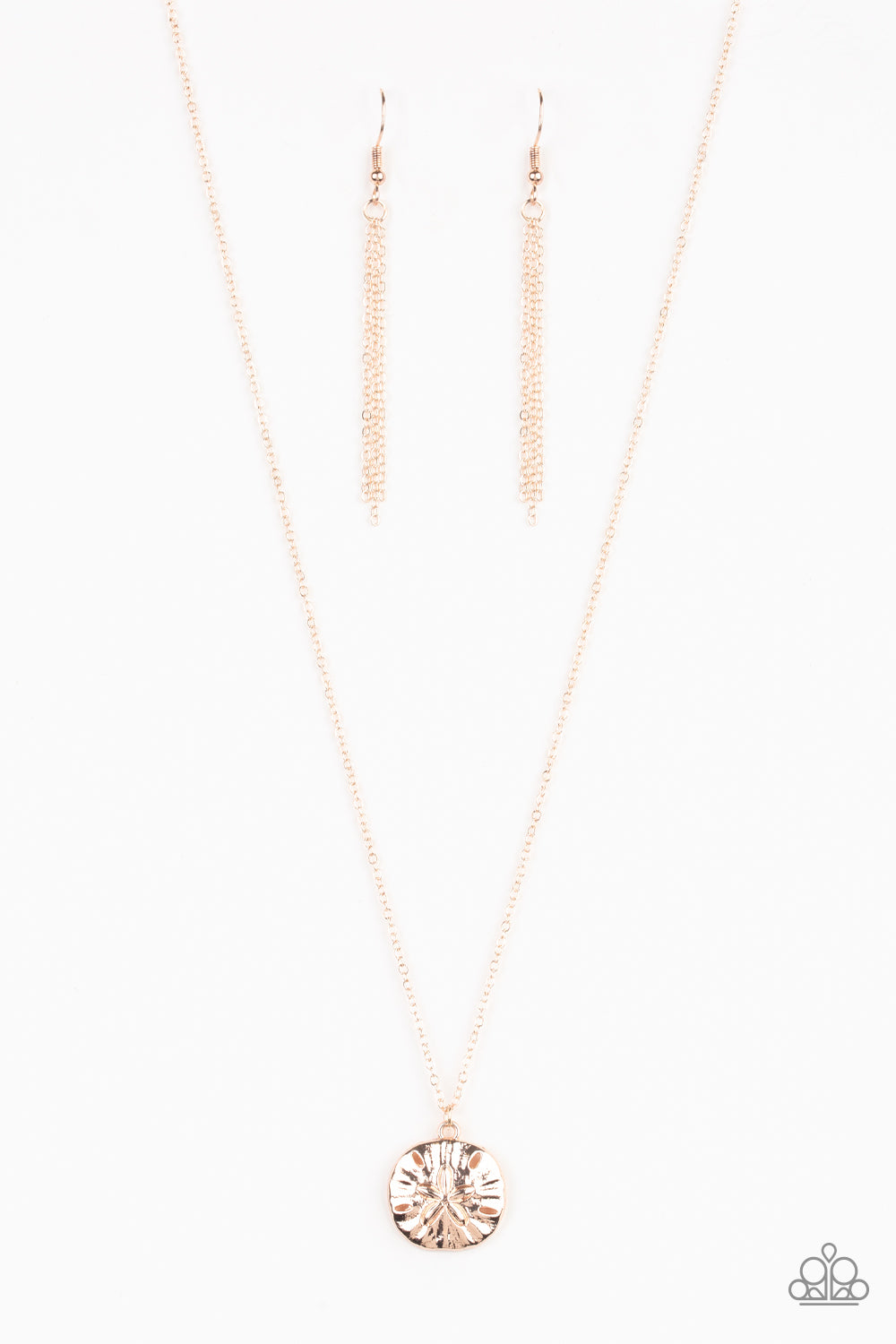 Sand Dollar Shores Necklace