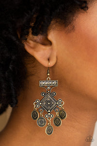 Unexplored Lands Earrings