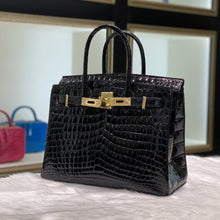 Load image into Gallery viewer, Birkin 25 Crocodile