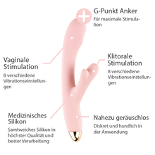 Lade das Bild in den Galerie-Viewer, Rabbit Vibrator