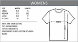 Weapons Of Choice Chess T-Shirt (Ladies)
