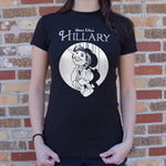 Hillary Clinton Pinocchio T-Shirt (Ladies)