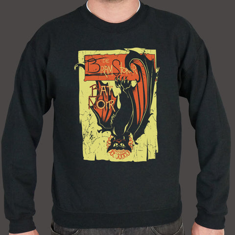 Bat Noir Sweater (Mens)