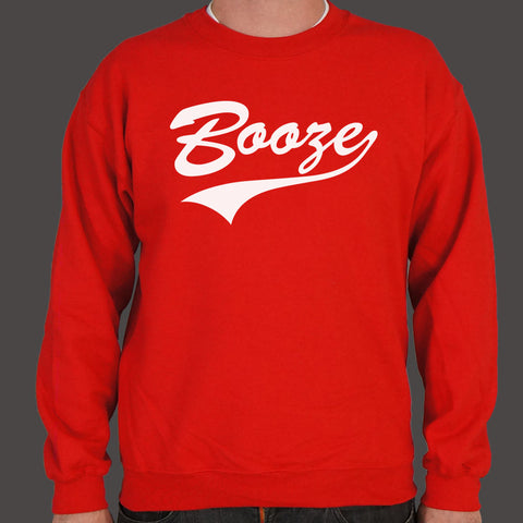 Booze Sweater (Mens)