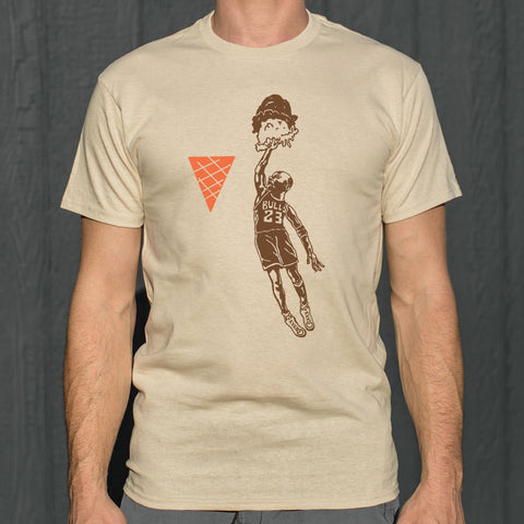 Double Scoop Dunk T-Shirt (Mens)