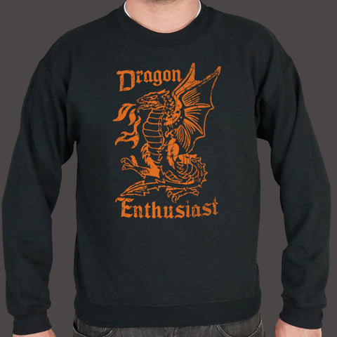 Dragon Enthusiast Sweater (Mens)