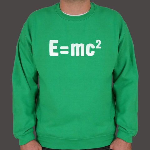 Einstein's Formula  Sweater (Mens)