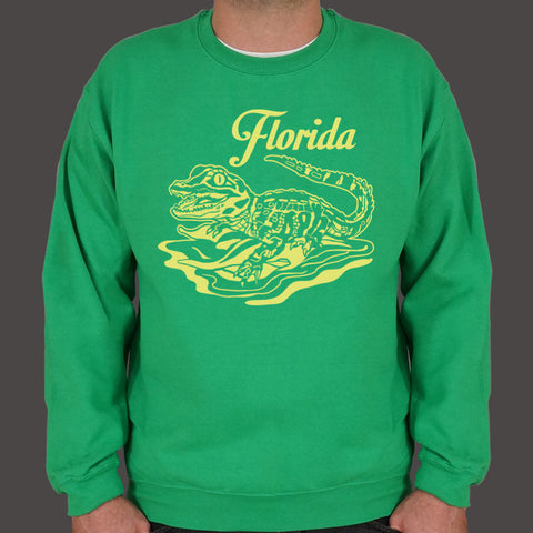 Florida Baby Gator Sweater (Mens)