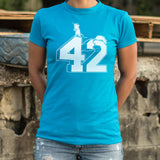 Forty Two T-Shirt (Ladies)