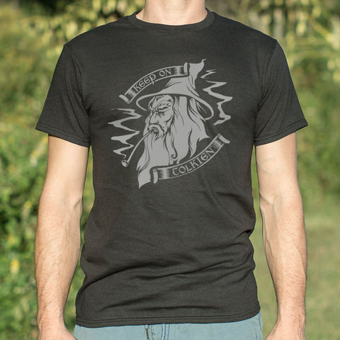 Keep On Tolkien T-Shirt (Mens)
