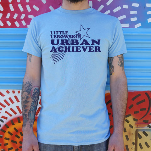 Little Lebowski Urban Achiever T-Shirt (Mens)