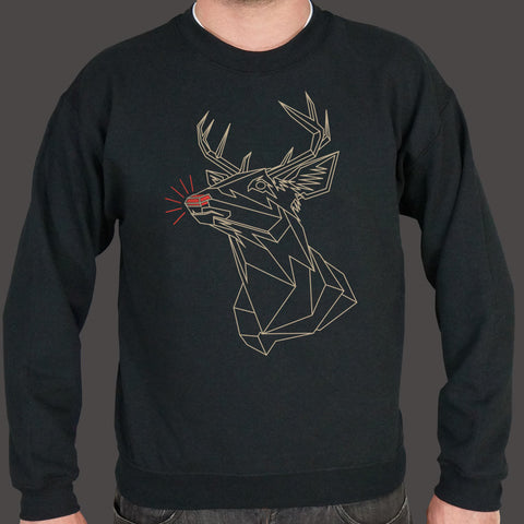Polygon Rudolph Sweater (Mens)