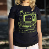 State Of The Art T-Shirt (Ladies)