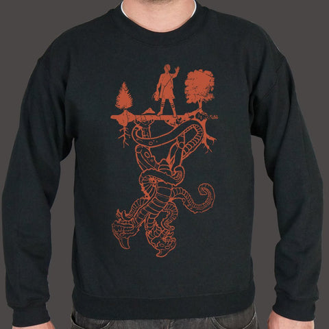 The Upside Down Sweater (Mens)
