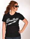 Soulless Black Unisex Tee - XXL Ginger Problems