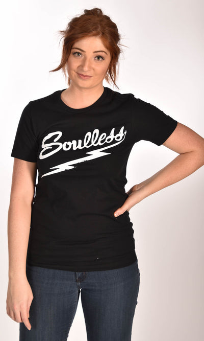 Soulless Black Unisex Tee Ginger Problems