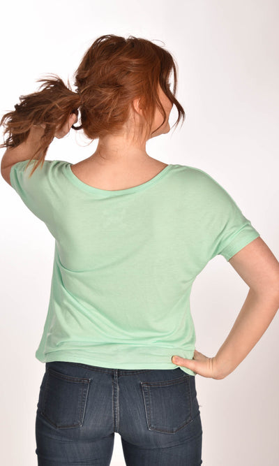 Life Is Too Short For Boring Hair Slouchy Tee Ginger Problems