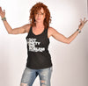 99 Problems Charcoal Unisex Tank Ginger Problems
