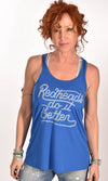 Redheads Do It Better Flowy Tank Ginger Problems