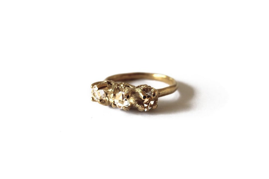 Siri Hansdotter | Awake Ring 14k Gold