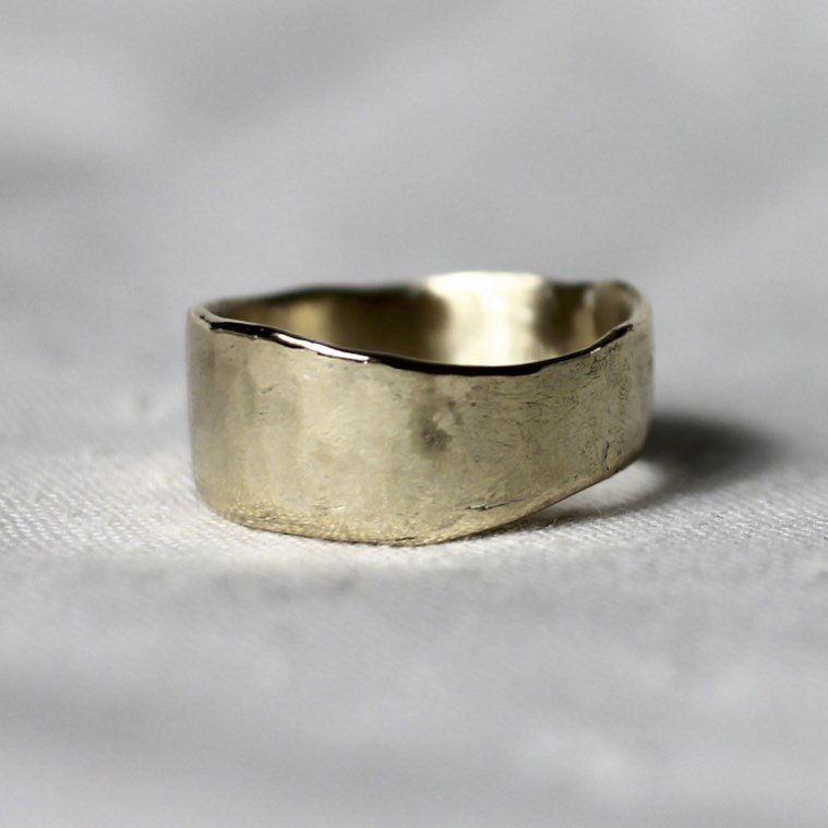 WATER Band Ring