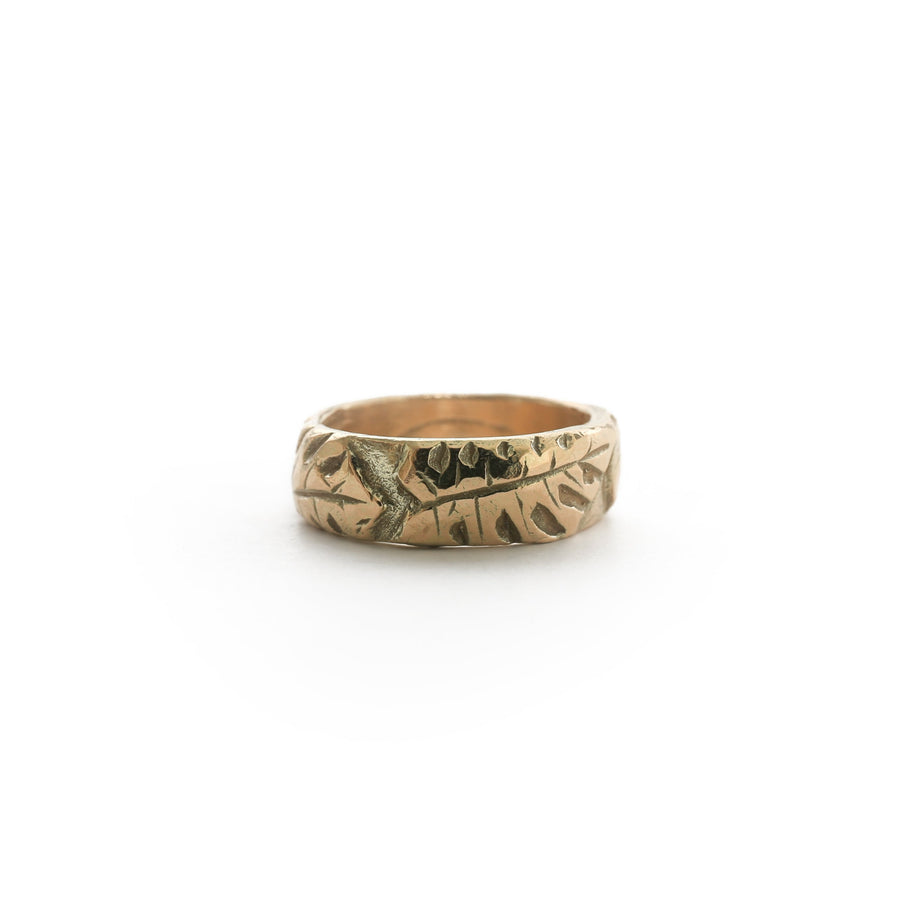 Ring - MONSTERA - 14K Gold
