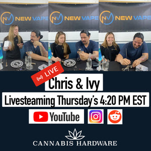 Weekly Livestream! Thursday's at 4:20 PM EST