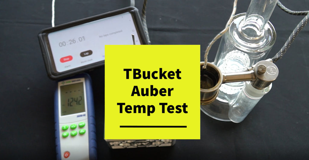 Tbucket Auber Heat Test