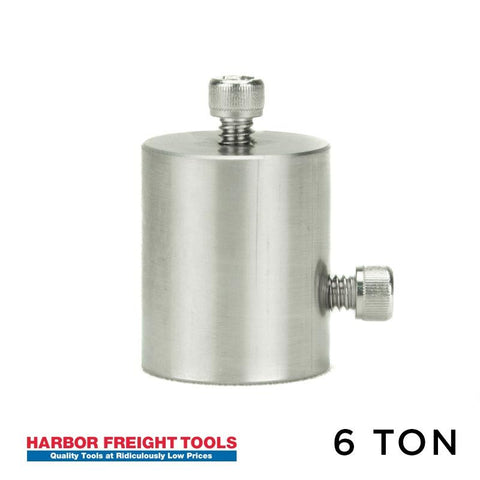 ErrlPress Adapter Harbor Freight 6 ton Rosin Press (2868)