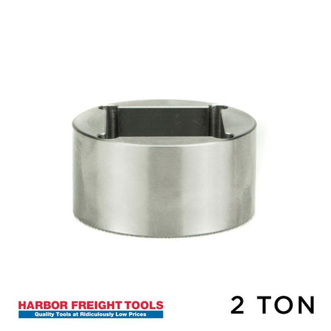 ErrlPress Adapter Harbor Freight 2 ton Rosin Press (2909)