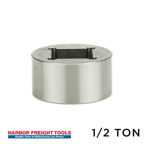 Adapter Harbor Freight 1/2 ton Arbor Press (2910)