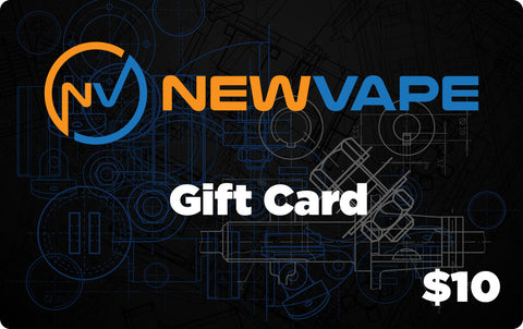 New Vape Gift Card