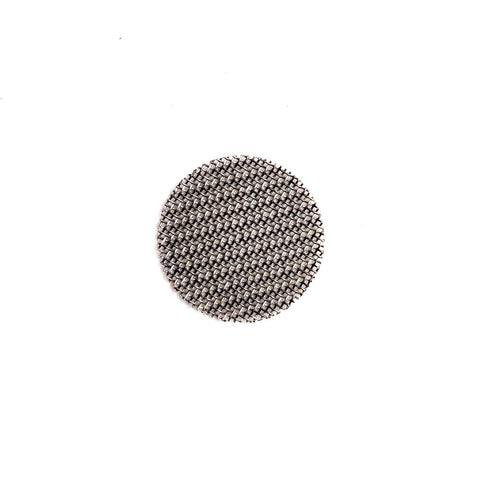"Glass Bowl Titanium Screens Premium 5/8"" - Single (9375)"