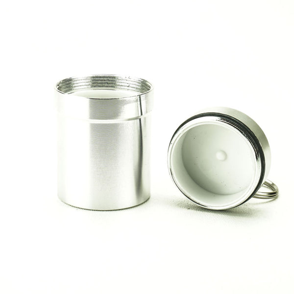 Aluminum Medium Storage Container
