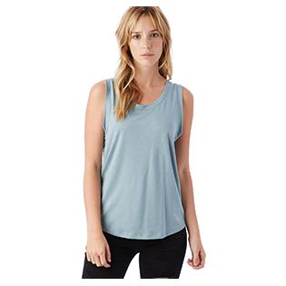 Alternative Apparel Ladies Muscle Cotton Modal T-Shirt