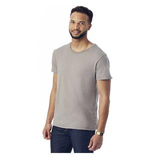 Alternative Apparel Mens Heritage Garment Dyed T-Shirt